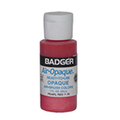 Badger Air-Opaque -Black or White 1 oz